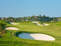 oconnor Golf Course in Alcantarilha - Algarve