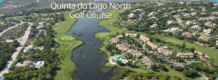 Quinta do Lago North- Golf Resort / Course