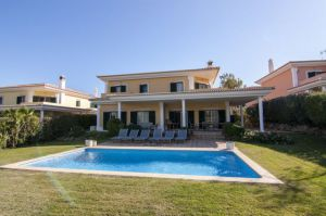 Golf Property for sale in Almancil - EMA12120