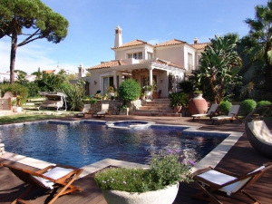 Villa for sale in Vilamoura, Almancil, Quarteira, Loule, Faro - EMA12948